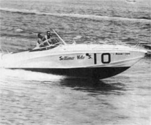 Barche Classiche a motore Levi - Settimo Velo Canav