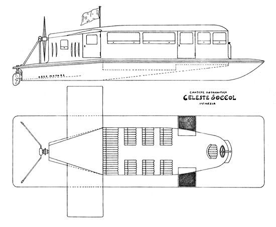Progetto idroscivolante di Celeste Soccol