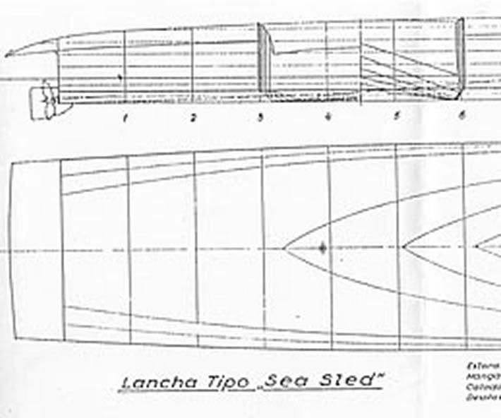 Albert Hickman inventore di carene e trasmissioni nautiche
