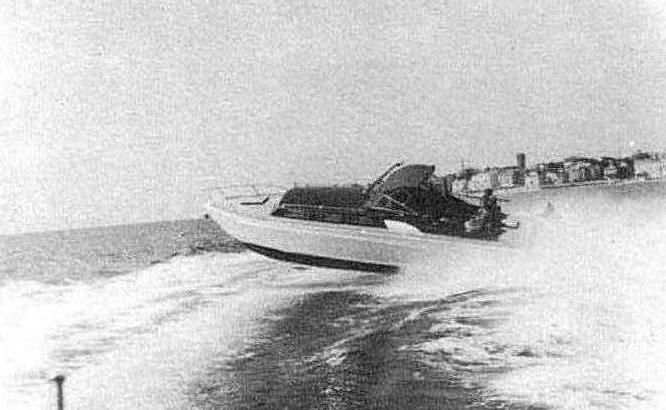 Barca classica Canav Speranzella