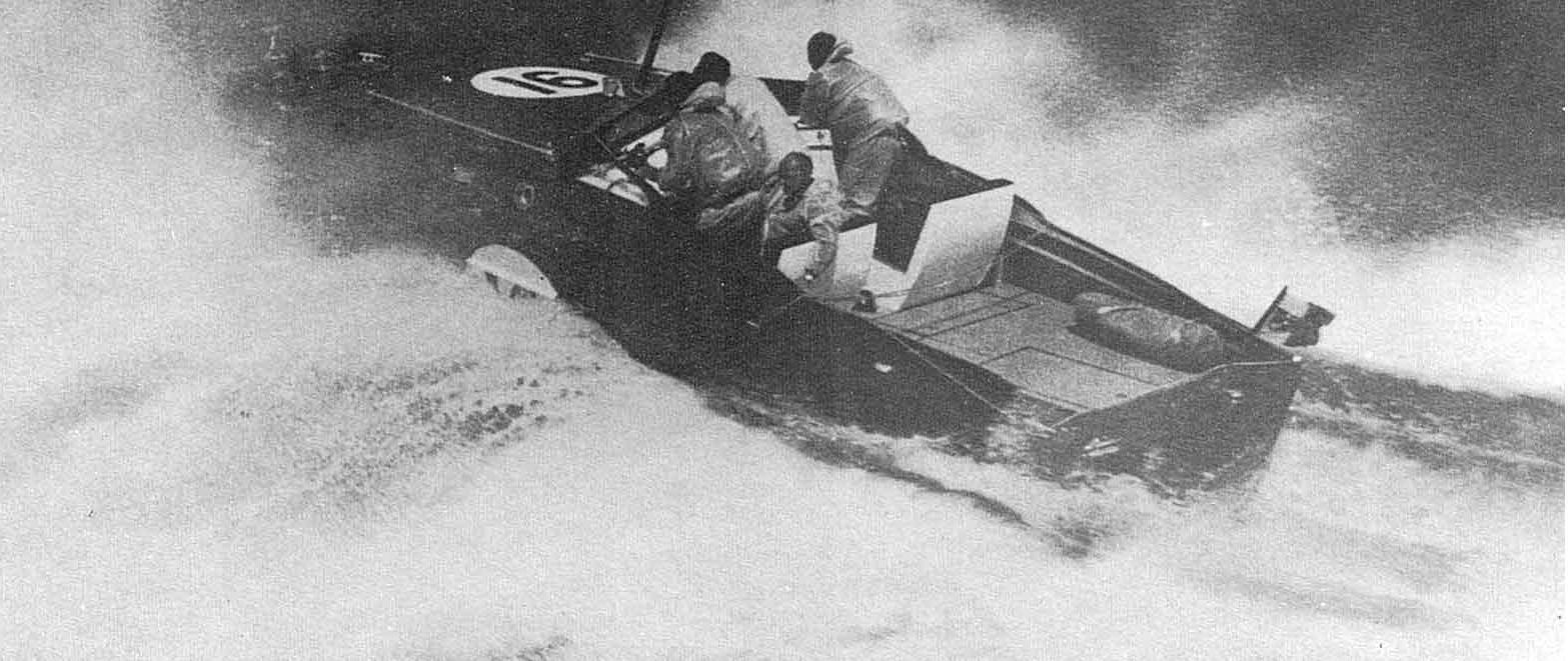 Barca storica Levi - Speranziella