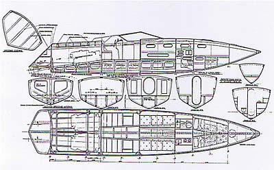 Italcraft drago eliche di superficie e step drive che for Fuori piani di costruzione