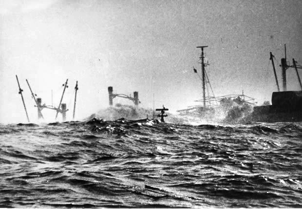 Super Speranza CP 233 Guardia Costiera salvataggio Genova 09.04.70