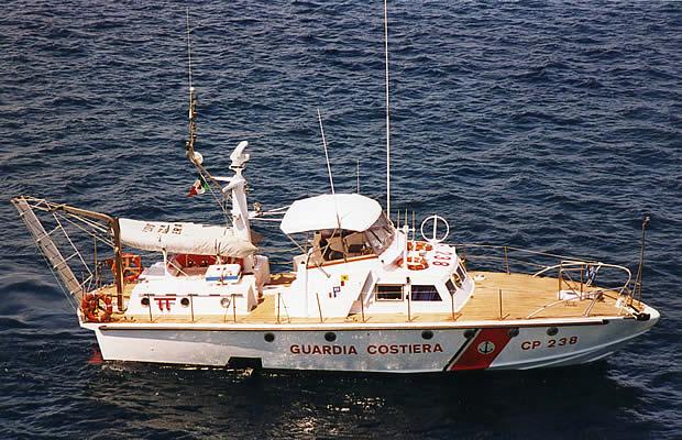 CP 238 Cantiere Rodriquez Messina