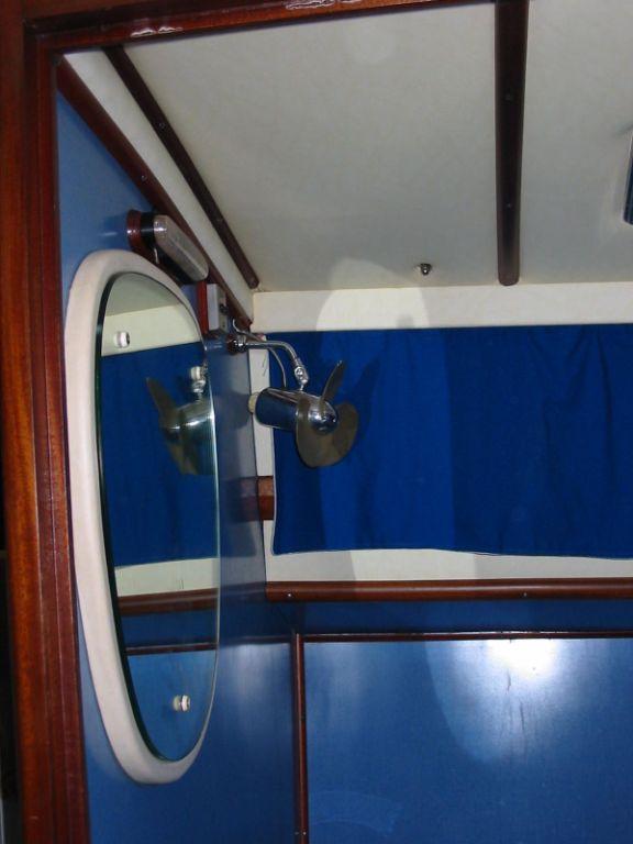 Locale wc ventilatore e specchio Speranzella Fujiyama