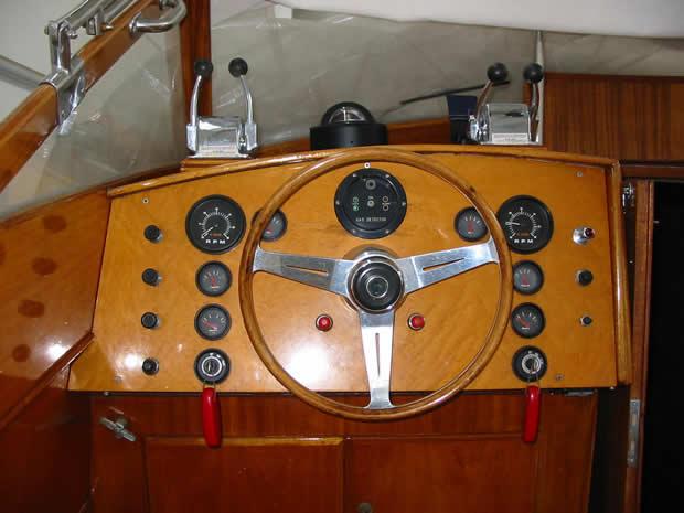 strumentazione-ruota timone Speranzella Fujiyama