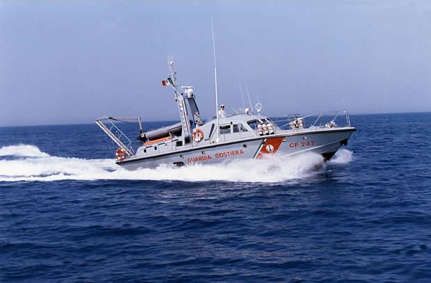CP 247 Guardia Costiera