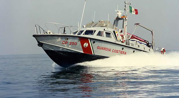 CP 250 Guardia costiera