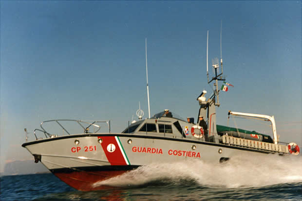 CP 251 Guardia Costiera