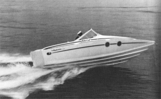 Hydrosonic mini-cruiser Cantiere Partenocraft Napoli