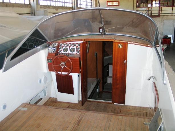 Delta 33 - restauro completato del pozzetto