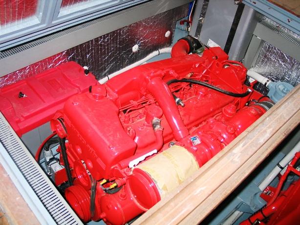 Motore Aifo sinistro 230 HP TD Delta 33