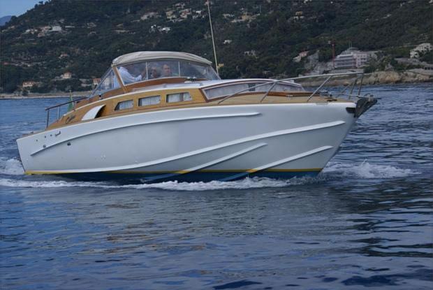 Barca d'epoca Speranzella Fujiyama