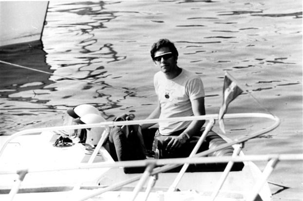 Antonio Soccòl 1969 secondo pilota offshore
