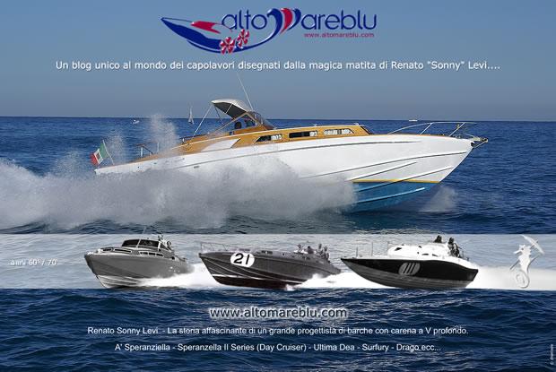 Pubblicità Blog barche d'epoca su Barche di Ottobre