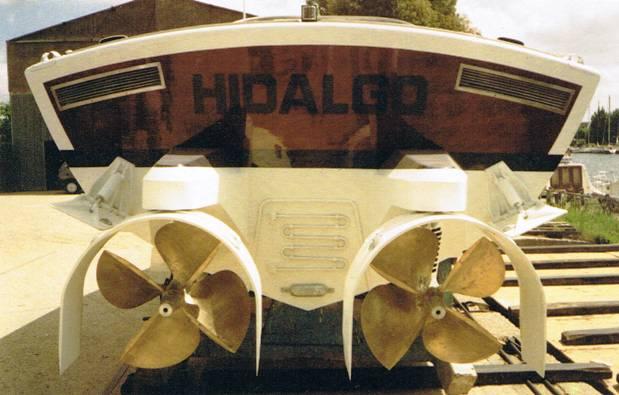 Fast Commuter - Hidalgo