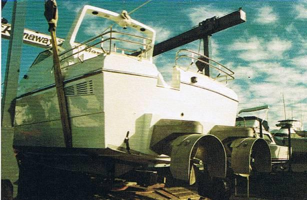 Plesur boat 41