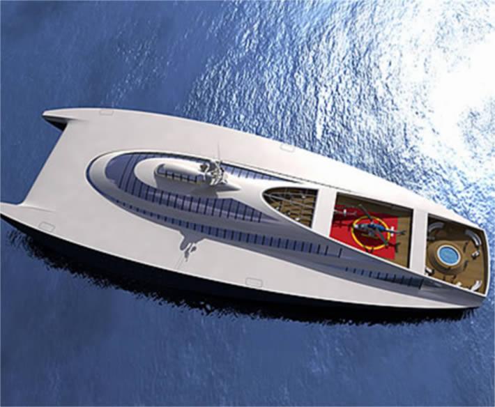 Trawler una barca da pesca a dislocamento for Come disegnare piani di costruzione