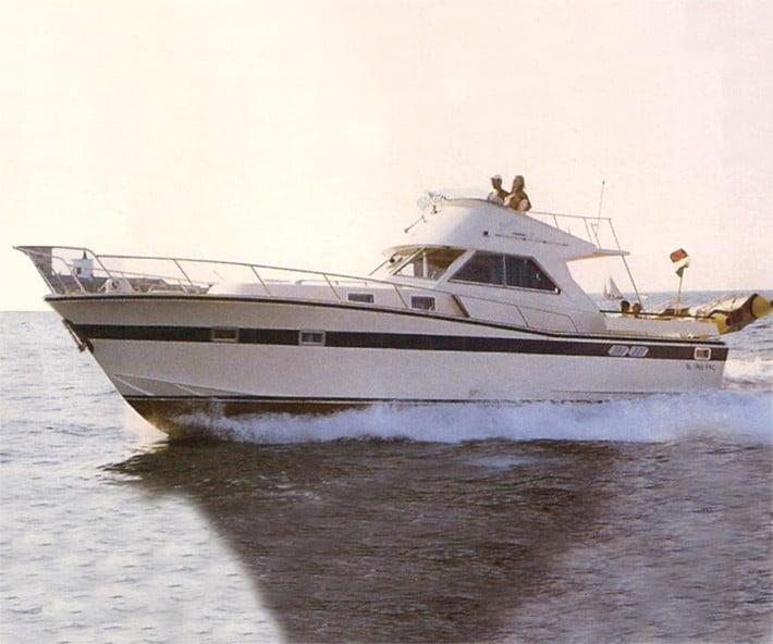 barca Bora Major