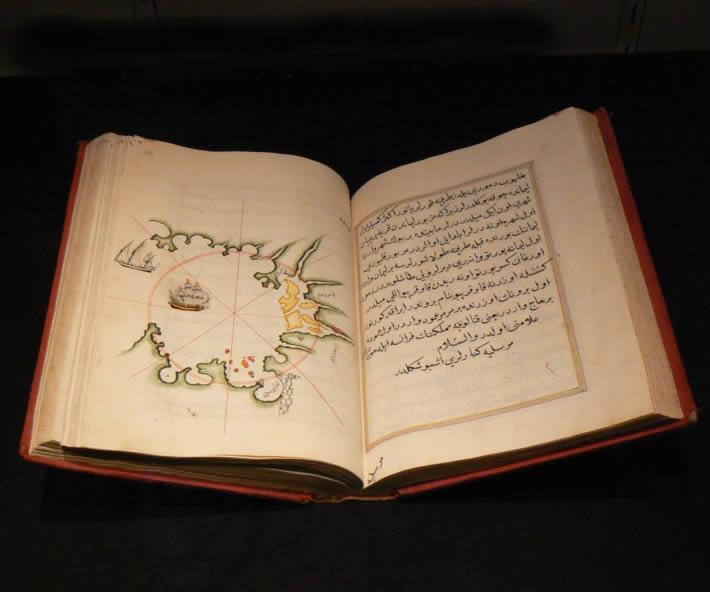 Portolano storico museo Istanbul