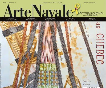 Arte Navale - bimestrale nautica