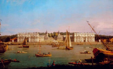 Canaletto 1750