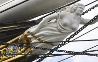 Figurehead Nannie Cutty Sark