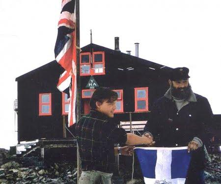 Spedizioni italiane Antartide