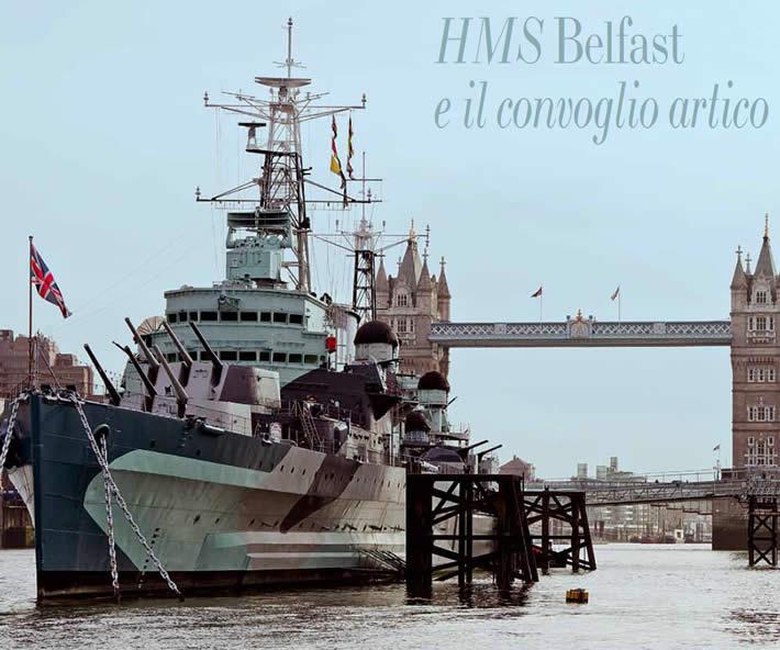 HMS Belfast Nautica