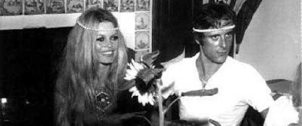 Brigitte Bardot e Gigi Rizzi