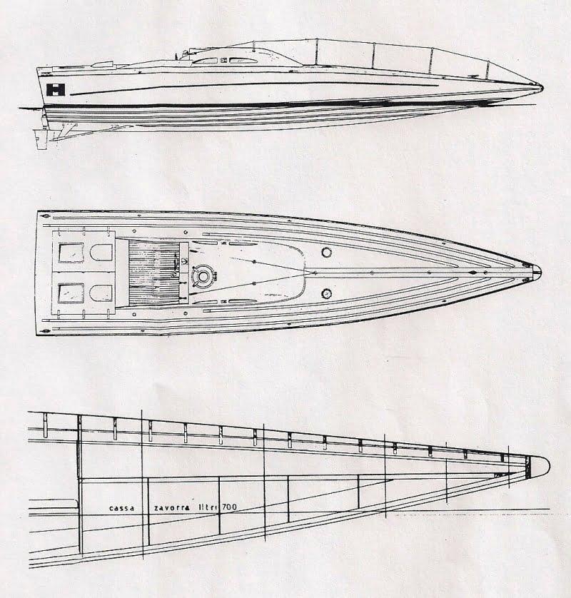 Partenocraft Delta 40'
