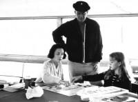 Si gioca a Monopoly con Pilar e Aissa 1967