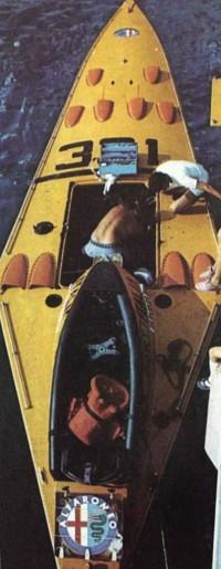 Barca Dart 38 Vega - Levi
