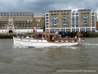 Janthea heads for Teddington