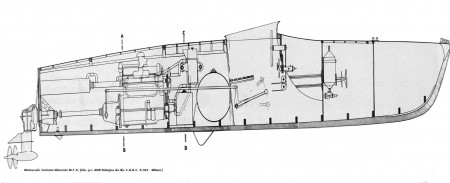 sezione-motoscafo-silurante-M.T.S.-Cattaneo