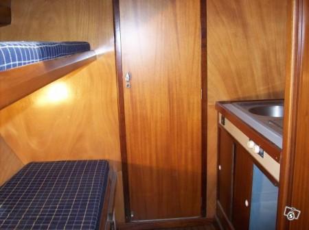 Delta 33 cabina interna