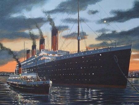 Nomadic e Titanic