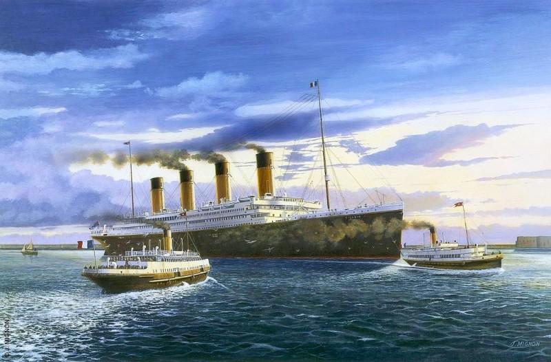 Titanic-Nomadic-Traffic-quadro-Jacques-Mignon