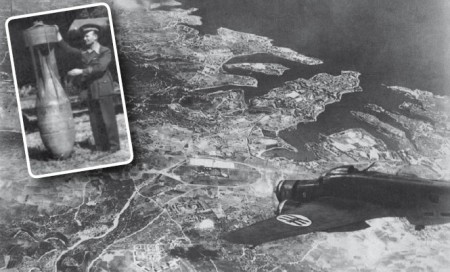 bombardiere-italiano-Malta