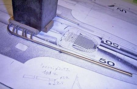 disegni e costruzione collettori scarico
