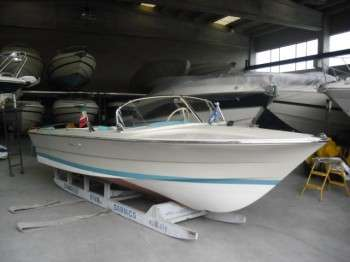 Riva Rudy – barca classica in vendita
