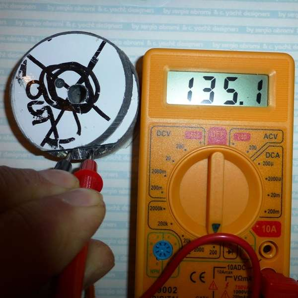 Test cond carbonio a