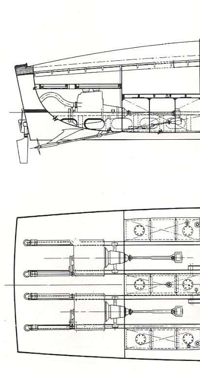 trasmissione V-drive Alto Volante 27 - Speranzella Seconda