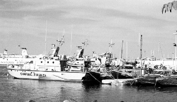 Stazione navale GdF di Bari