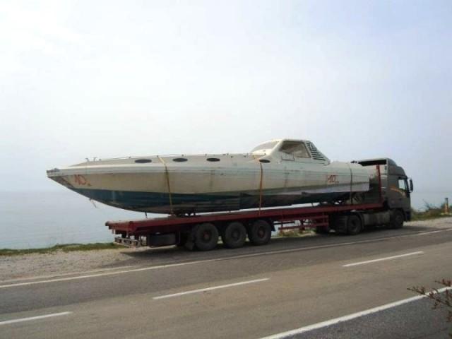 Barche veloci