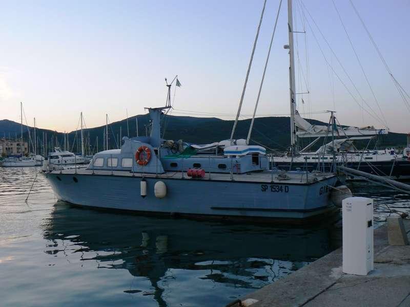 Baglietto Gielle 330