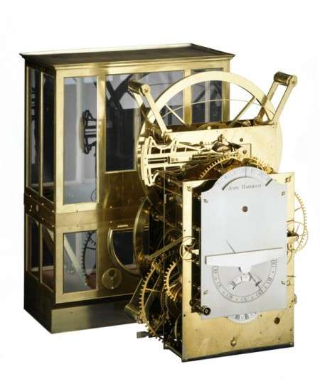Orologio H3 ©National Maritime Museum