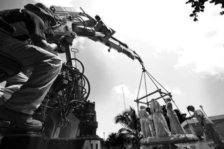 Jason deCaires Taylor Sculpture 03