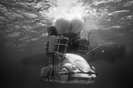 Jason deCaires Taylor Sculpture 05