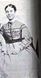 Sarah Briggs wife of Benjamin